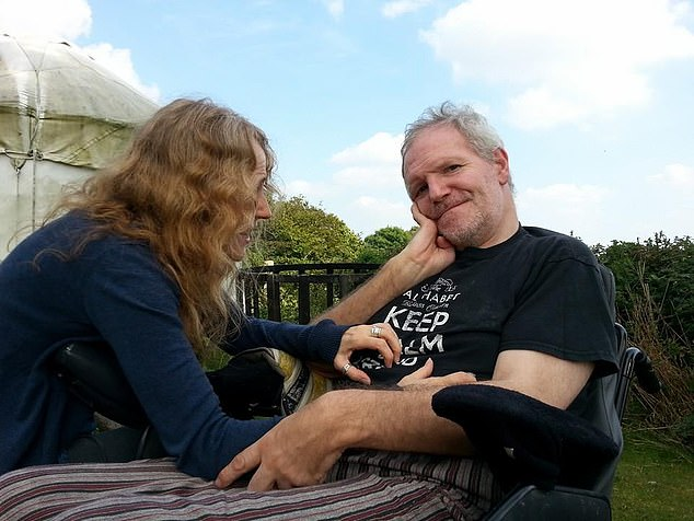 Tim Smith lost his mobility and speech after suffering a heart attack in 2008