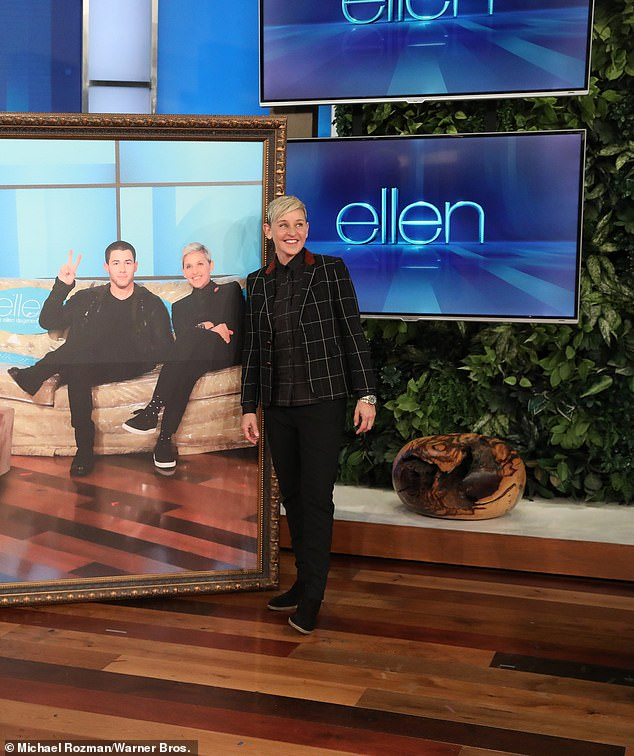 Host with most ... complaints: Ellen, 62, was recently faced with a barrage of criticism for alleged bad behavior on her show
