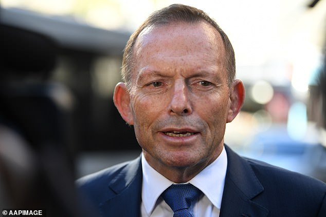 Tony Abbott has slammed Black Lives Matter protesters as 'copycats' and argued that Australia's racial issues are completely different from the United States