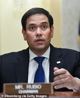 Florida Senator Marco Rubio, the acting chairman of the Senate Select Committee on Intelligence, has said he is concerned about unidentified aircraft flying over military bases