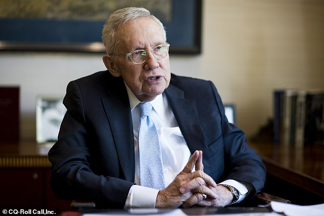 Former Senate Majority Leader Harry Reid is among those pushing for more information
