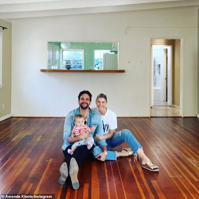 Difficult transition: 'These next couple weeks I will start the transition of moving into the home Nick and I bought together. I'm not expecting this to be easy, in fact I think it will be very hard, but I'm going into it knowing I need to be strong,' she wrote