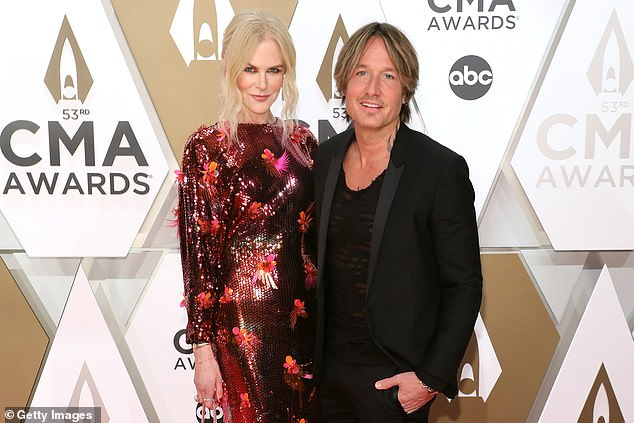 Nicole Kidman's publicist denies claims she and Keith Urban are flouting the rules
