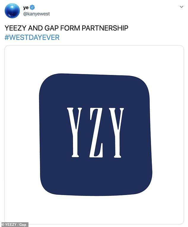 Project:Kanye is working with designer Mowalola Ogunlesi on his YZY GAP project, and she is said to still be working diligently on it even after Kanye's bizarre 'Presidential' speech