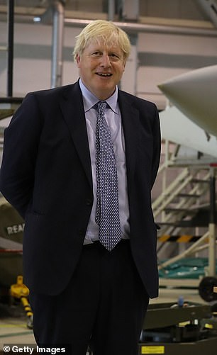 A leaner-looking Prime Minister in Scotland this week