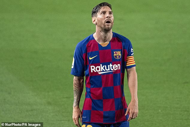 Lionel Messi 'tells Barcelona to snap up Marcelo Bielsa' to ...