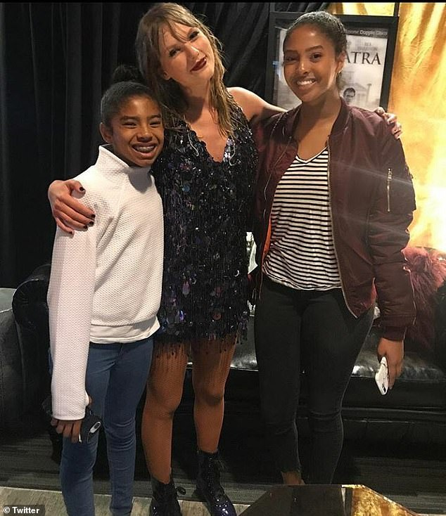 Reputation Tour:During Swift's Reputation tour in 2018, Natalia and her younger sister Gianna, 13, joined Taylor backstage for a post-show hangout and photo session in Pasadena
