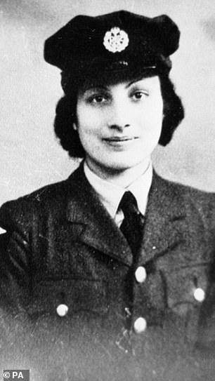 Noor Inayat Khan was a World War II agent and one of only four women have received the prestigious George Cross