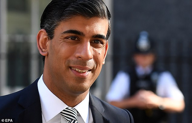 Plans have been submitted to the Royal Mint and are being considered by Chancellor Rishi Sunak (pictured)