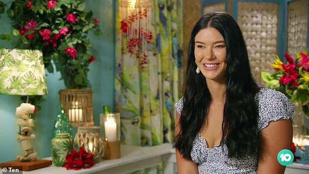 Second chance at love: Brittany, who was brutally dumped by Nick Cummins on The Bachelor in 2018, admitted Timm 'took me by surprise'