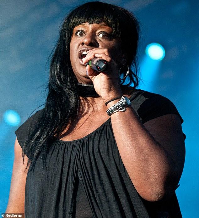 Primal Scream singer Denise Johnson dies aged 53