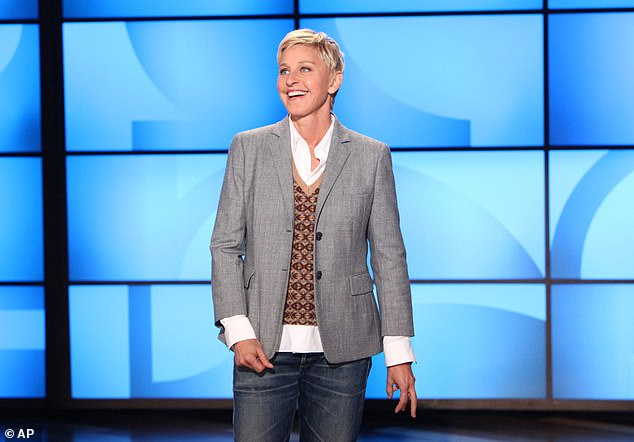Internal investigation: The Ellen DeGeneres Show workplace is being investigated after reports of mistreatment on the production set