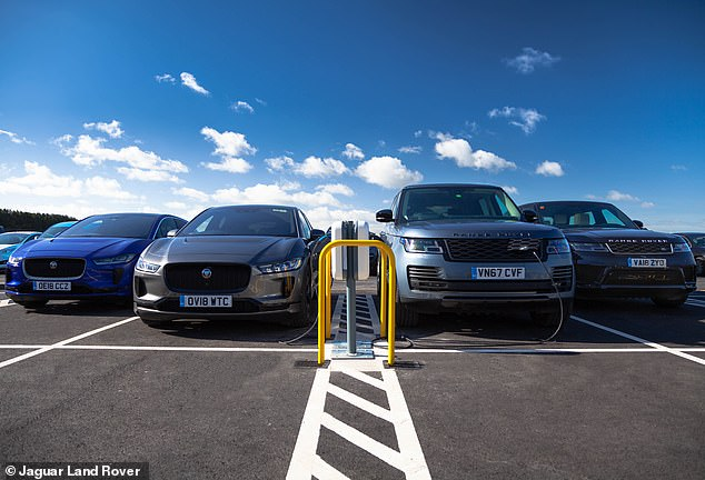 Bollore's experience of electric powered cars, charging networks, and changing patterns of mobility gleaned at Renault and should help JLR progress with its electrification plans