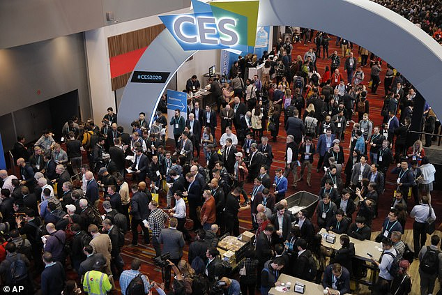 Organizers of the wildly popular Consumer Electronics Show (CES) announced that the 2021 tech conference will be held 'online-only' due to the coronavirus pandemic