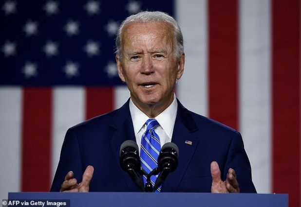Joe Biden's presidential campaign has banned employees from using the Chinese video sharing app Tickcock, citing security and privacy concerns