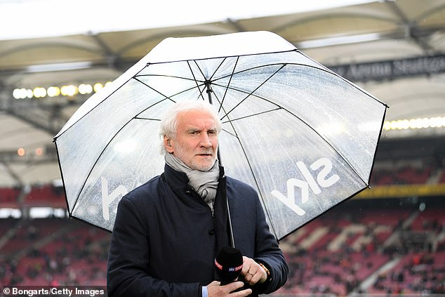 Club director Rudi Voller added that Chelsea will have to pay Havertz's full worth this summer