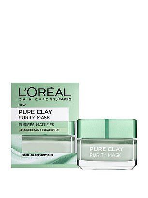 L'Oreal Paris Pure Clay Purity Mask (£7.99) at Very