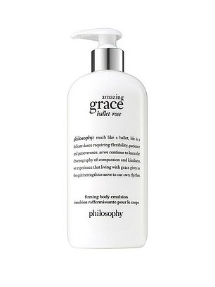 Philosophy Amazing Grace Ballet Rose Firming Body Lotion (£29.99) at Very