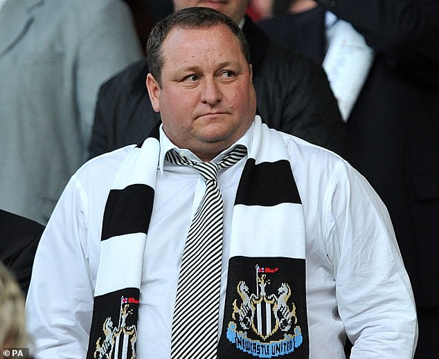 The collapse of the proposed Saudi Arabia takeover means Mike Ashley must think again
