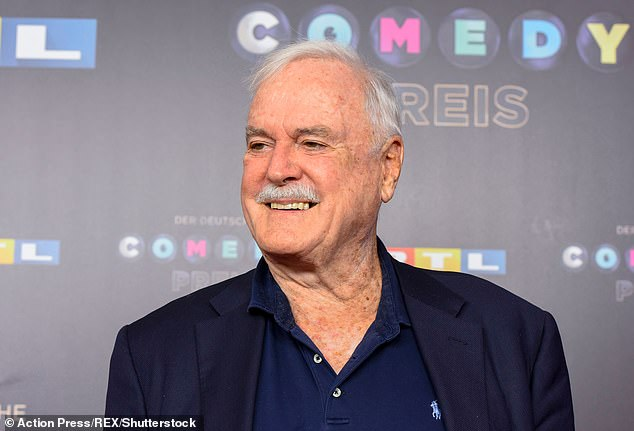 John Cleese has blamed the BBC's refusal to broadcast Monty Python's Flying Circus on terrestrial television means that young people no longer recognise who he is