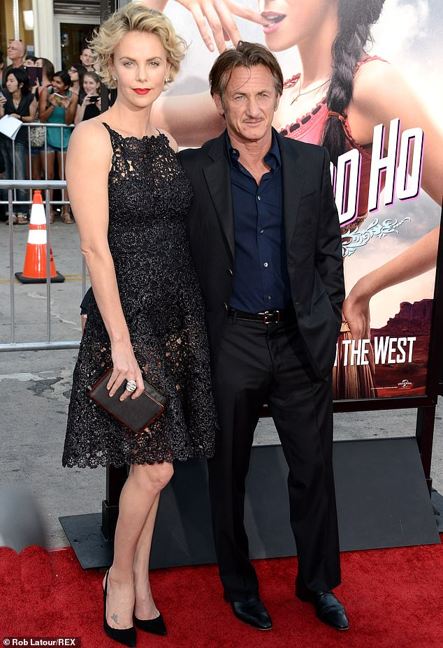 Flashback: Spent 2013-2015 in a relationship with fellow Oscar winner Sean Penn, who is said to have married his third wife