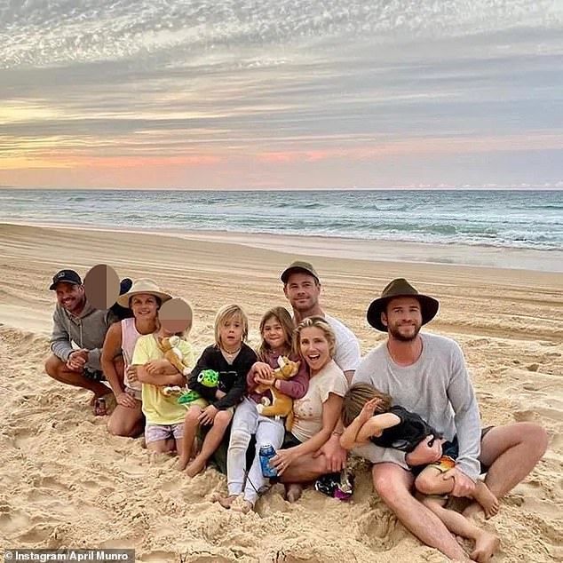 Hey big spenders!The Hemsworth clan have spent $17 million snapping-up property in beautiful Byron Bay over the past five years