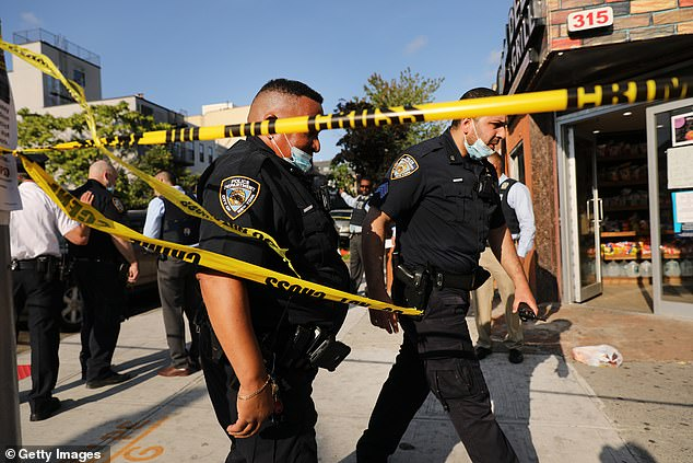 Every borough in New York City has been affected, with 942 people injured or killed this year