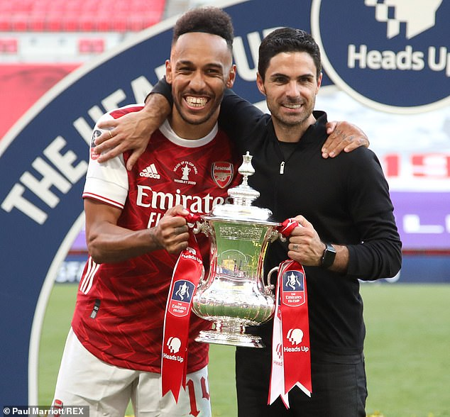 Guendouzi did not attend the FA Cup final and did not post anything about Arsenal's triumph
