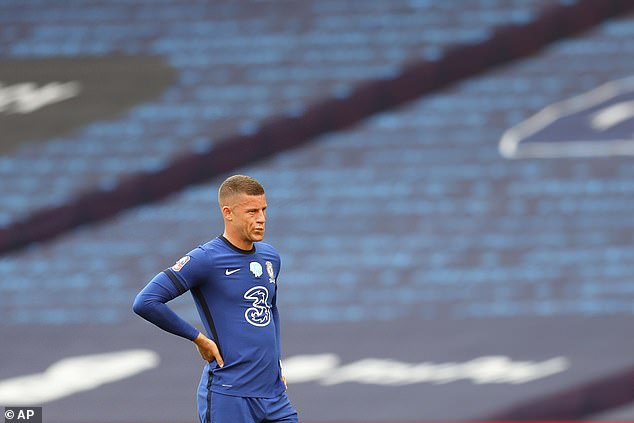 Ross Barkley could also be dumped this summer amid Lampard's big upheaval in London
