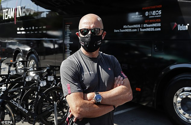 Sir Dave Brailsford to select an eight-man squad for the race starting August 29