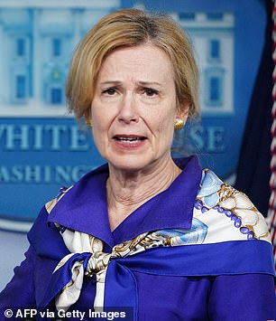 Dr Deborah Birx, the head of the White House coronavirus task force, warned on Sunday that the US had reached a new phase of the outbreak with infections 'extraordinarily widespread' in rural areas as well as cities