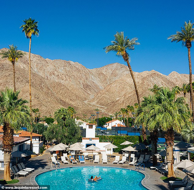 Bringing in the replacements: This comes after reports the show had be reaching out to 'backup contestants' and inviting them to the La Quinta Resort (above) where they are shooting in quarantine