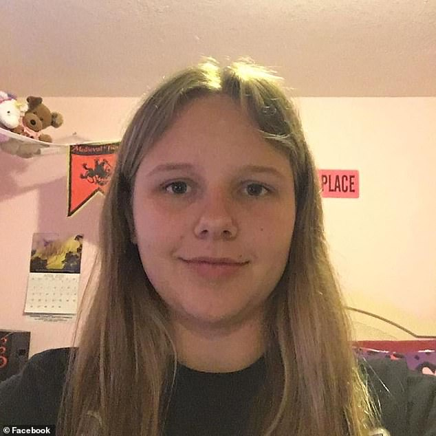Joslyn, who was about to start sophomore year of high school, also suffered lacerations all over her body as well as nerve damage that will affect her ability to blink and smile, according to her aunt