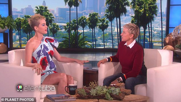 Katy Perry throws her support behind 'positive' friend Ellen amid her workplace bullying scandal