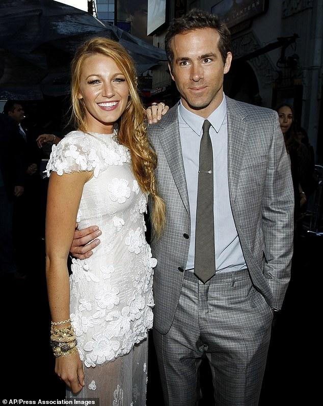 Ryan Reynolds regrets having 2012 wedding at a plantation