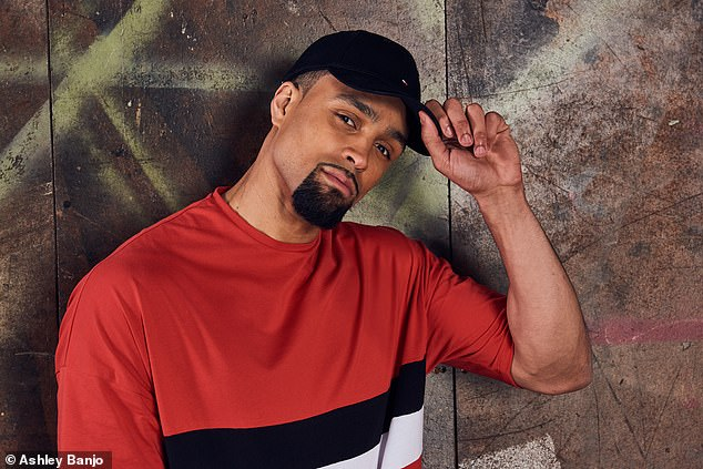Ashley Banjo says he's taking perspective of 'what really matters' amid the pandemic