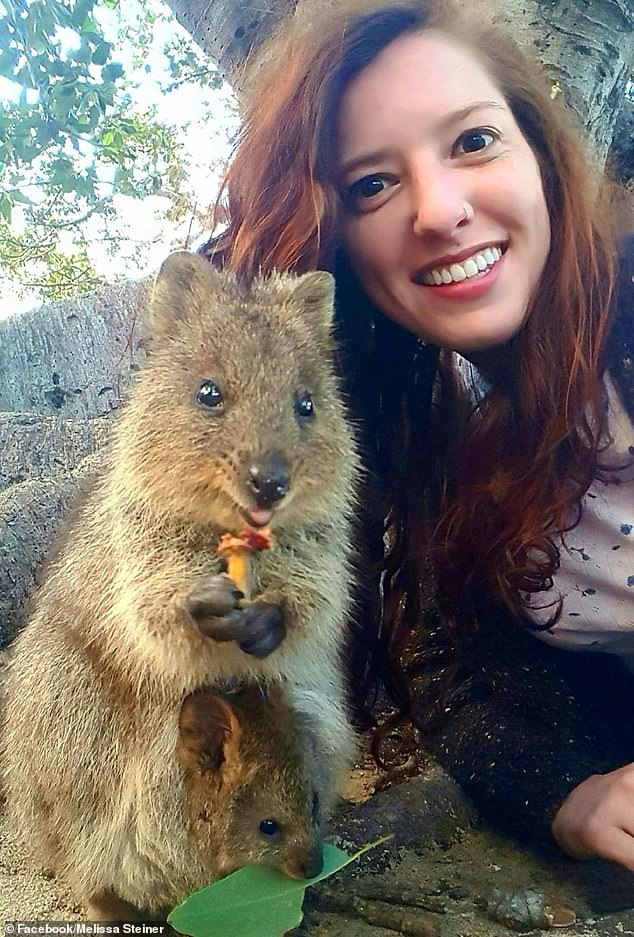 Melissa Steiner (pictured), of Pyrmont Vet and Double Bay Veterinary Clinic, tragically died earlier this week