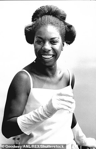 Legend:After she was cast, many fans pointed to Simone's work as a civil rights activist and actively battling colorism