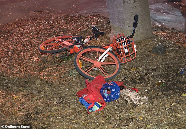 A group of nine teenagers have been arrested over the disturbing attack where they allegedly knocked the father-of-one from his bike, before stomping on him and stabbing him in the eye