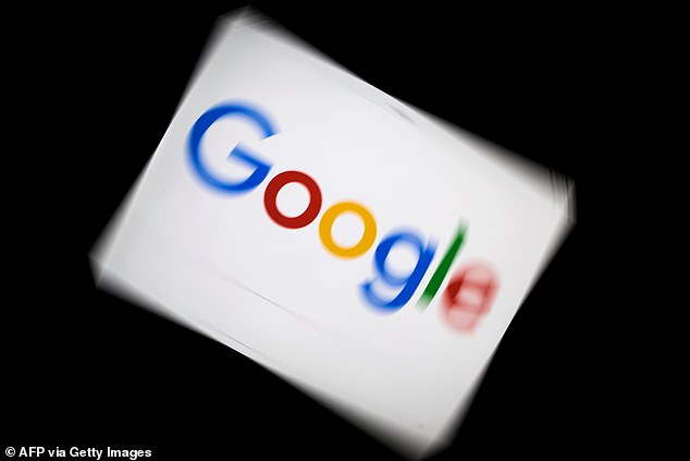 Google's junk food crackdown will prevent companies that sell products high in fat, salt or sugar (HFSS) from being shown to under-18s in the EU and UK as of October (file)