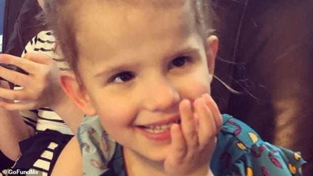Ginny Morse (pictured), a six-year-old Tennessee girl who tests positive for coronovirus, has died after a doctor told her parents that she had a viral bug and had multiple popples and slushies. Wanted to eat as she wanted '