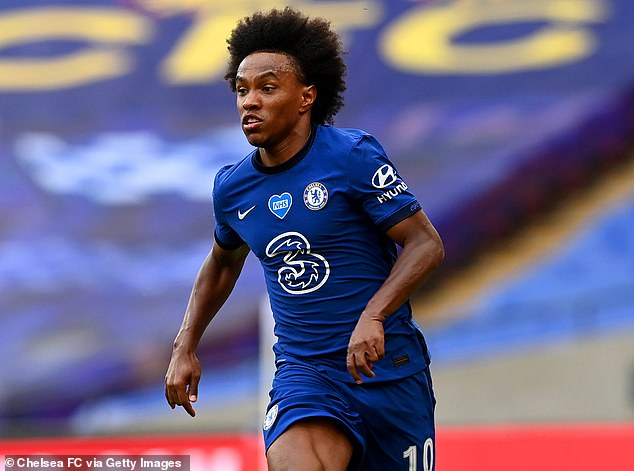 A hugely lucrative offer is to be put to Willian, despite 55 members of staff losing their jobs