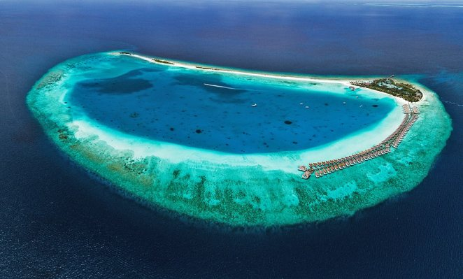 Seaside Finolhu Maldivesemploys an on-site marine biologist to tend to flora and fauna
