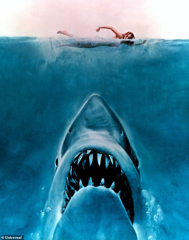 Study authors found that there was a clear pattern in almost all fiction works regardless of whether they are movies such as Jaws - or a novel