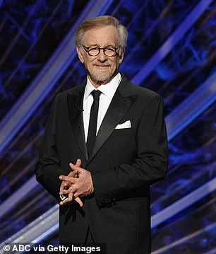 Steven Spielberg dialogue was considered as part of the study into 40,000 texts