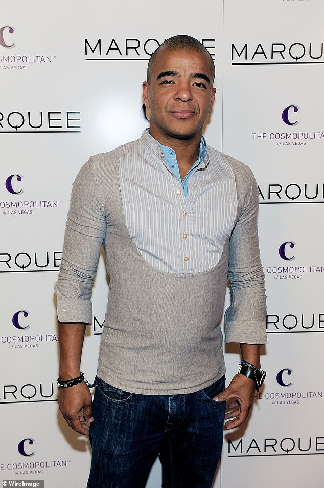 Internationally renowned DJ and music producer Erick Morillo died aged 49 on Monday. He is pictured above in December 2010