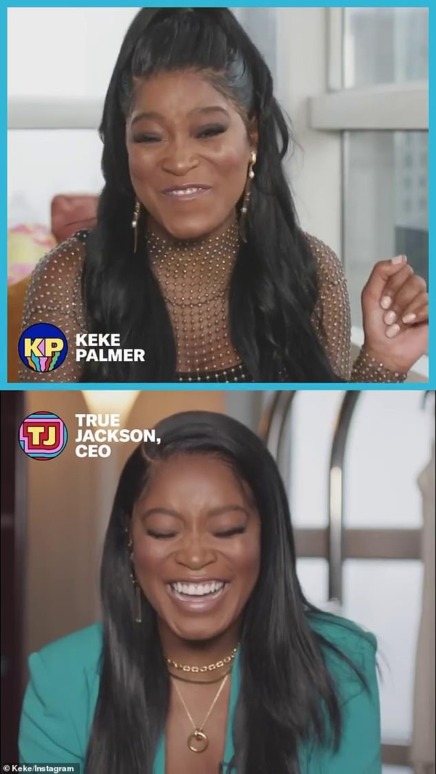 Double Keke: Palmer revealed she will emcee the music awards ceremony on her Instagram account, where she shared a video of herself talking to her iconic character True Jackson