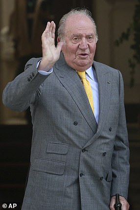 Juan Carlos I reigned as King of Spain from November 1975 until his abdication in June 2014
