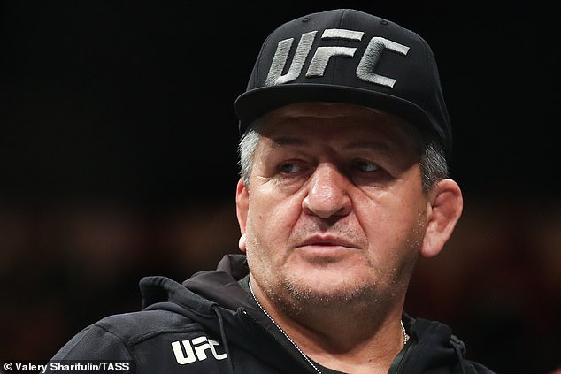 The 57-year-old was seen as a pioneer of Russian MMA before he died last month to Covid-19