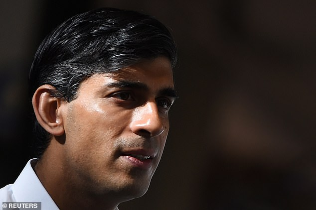 Appearing on Sky News on Saturday, Rishi Sunak, the Chancellor, said there was